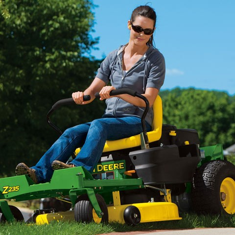 John Deere Zero Turns